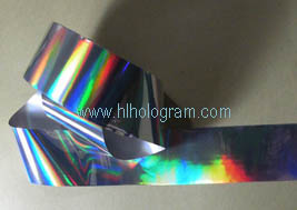holographic hot stamping foil