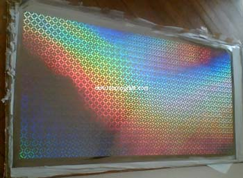holographic film samples 1